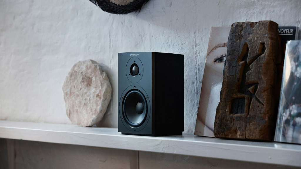 Dynaudio's Xeo 2, the prize if you can get the number of Lego pieces used in the speaker. It's not five.