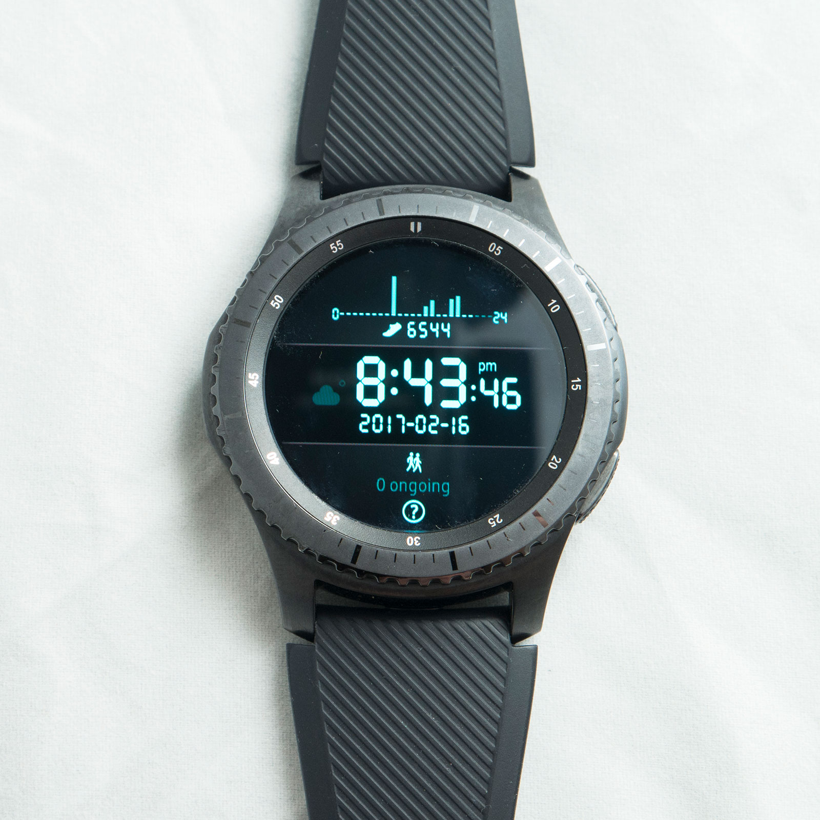 Review: Samsung Gear S3 smartwatch – Pickr