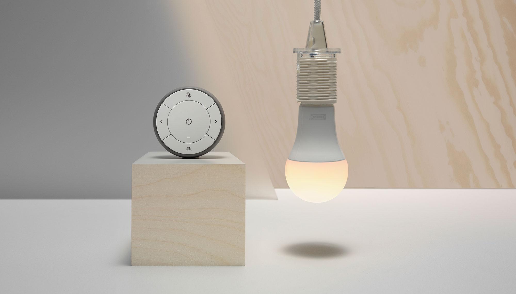 ikea joins  smart lighting world   pickr