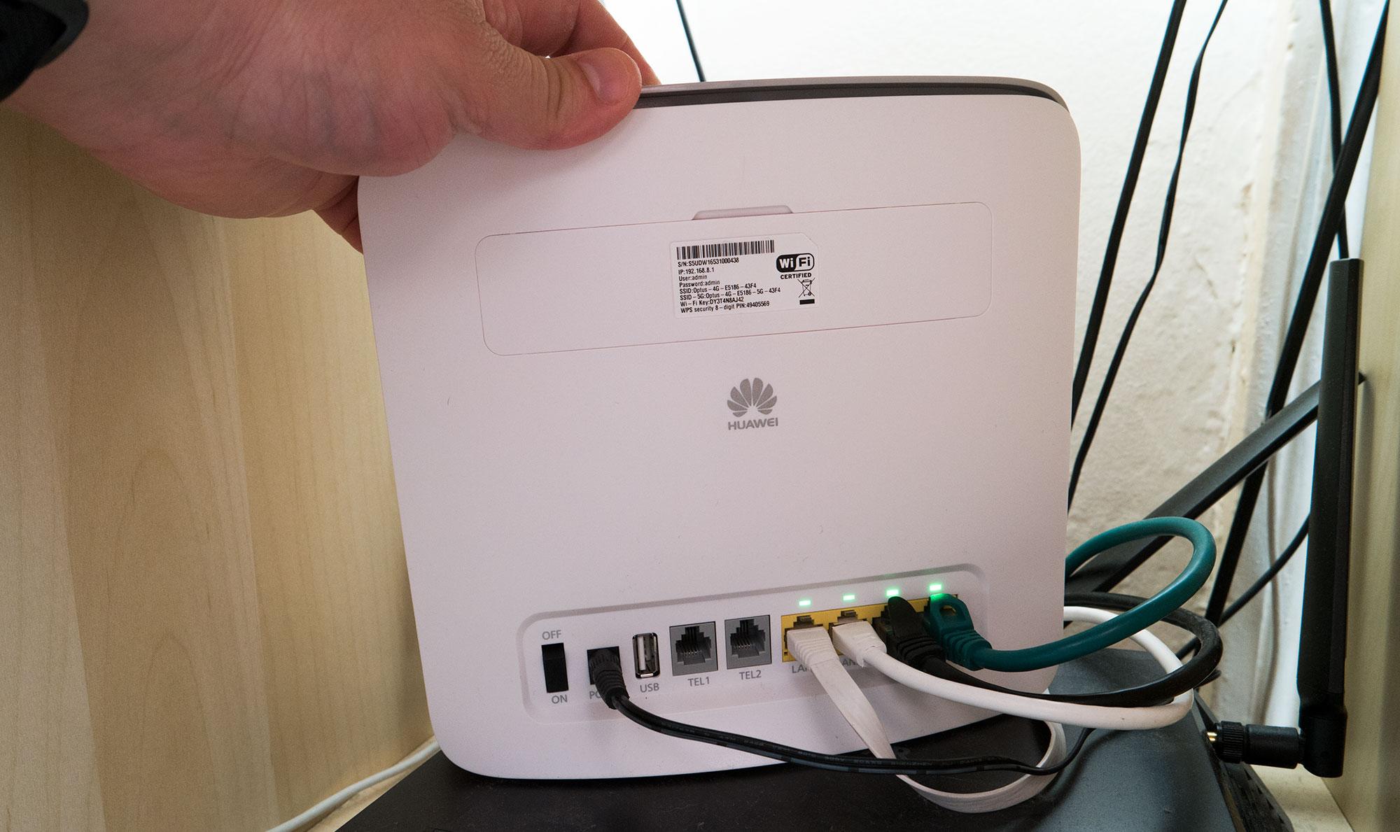 Review: Optus Home Wireless Broadband