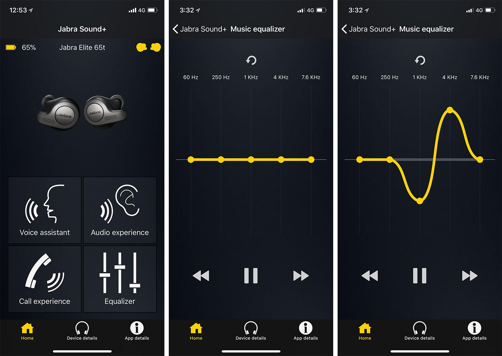 Review Jabra Elite 65t Wireless In Earphones Pickr