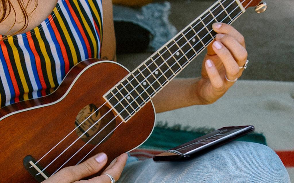 Fender Play for the ukulele