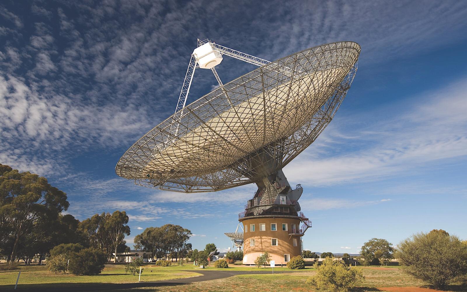 Parkes satellite, CSIRO