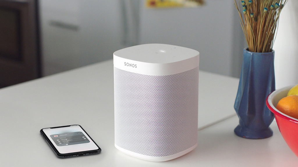 Sonos One and AirPlay 2