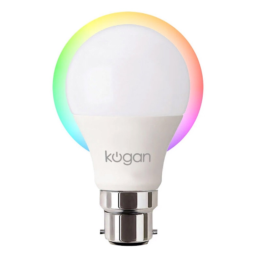 Kogan 2018 smart home additions, with lightbulbsKogan 2018 smart home additions, with lightbulbs