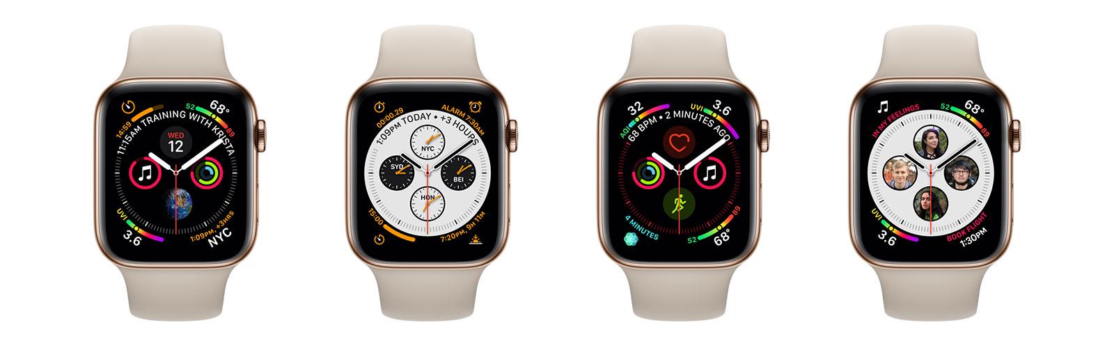 Apple Watch Series 4, 2018