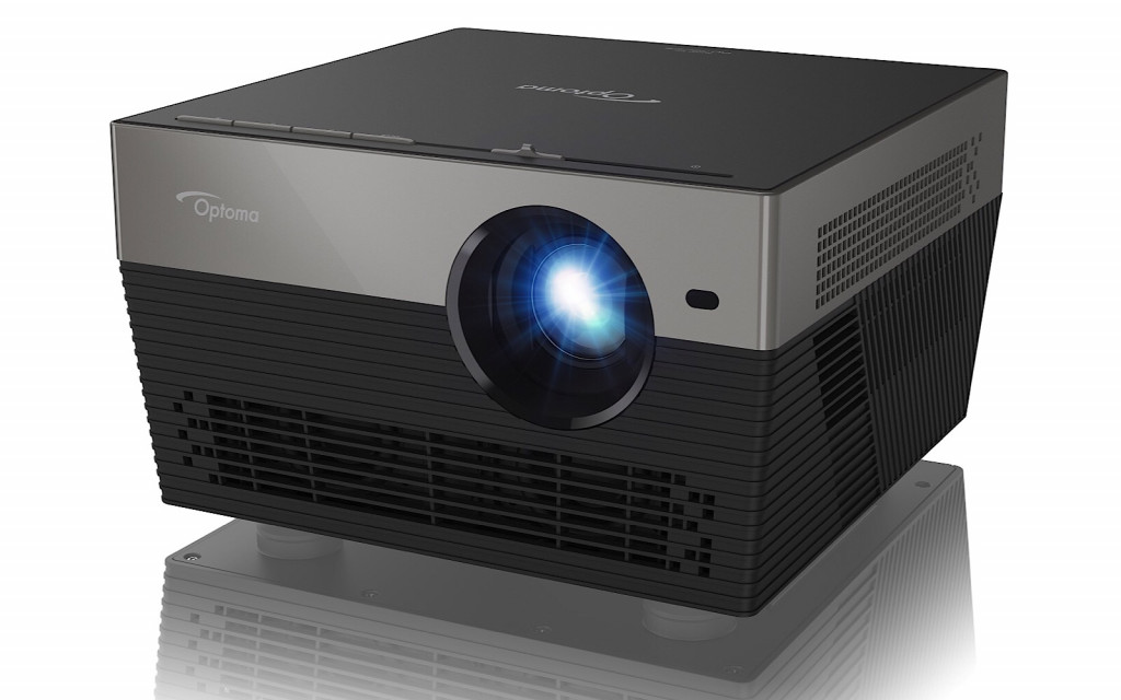Optoma UHL55 4K smart projector