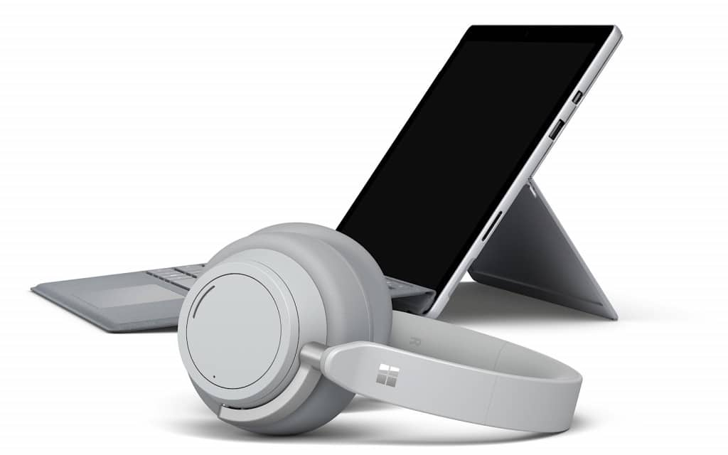 Microsoft's Surface Headphones (2018)