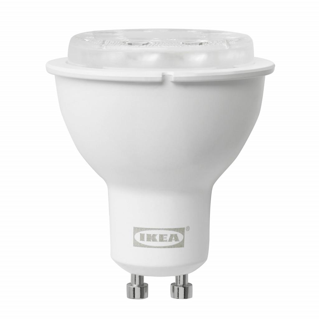 IKEA Tradfri smart lighting bulb, GU10 downlighting