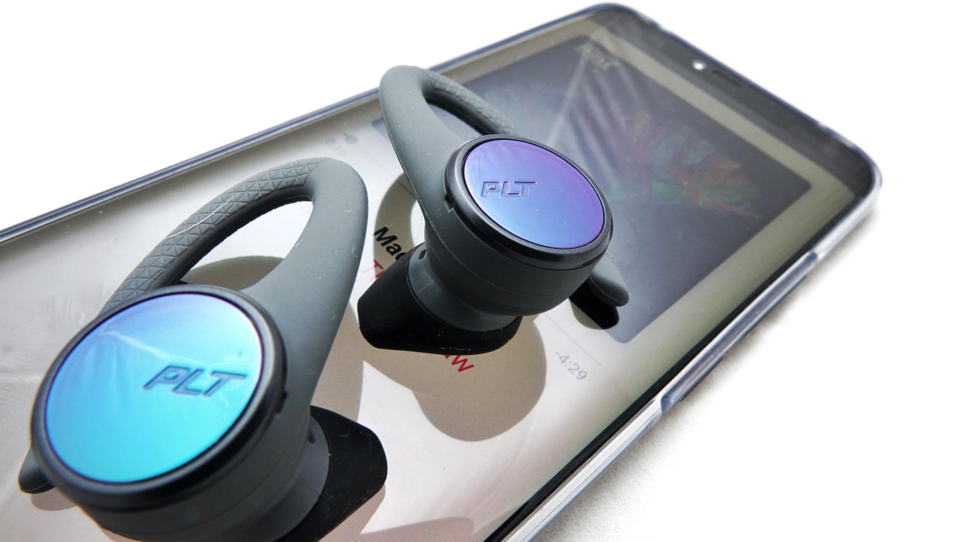 Review Plantronics Backbeat Fit 3100 Wireless Earphones Pickr