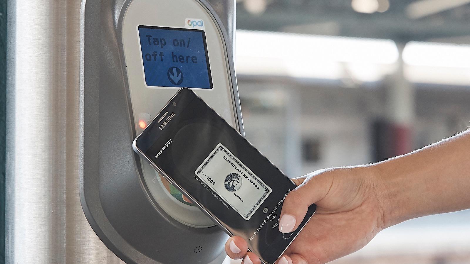 Sydney's Opal gets credit, debit tap for trains – Pickr