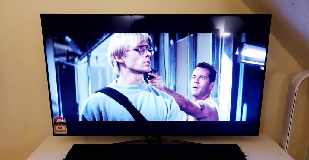 LG SK8500 LED-backlit 4K Ultra HD TV