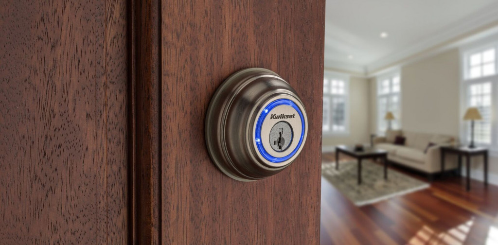 Kwikset Kevo Electronic Door Lock