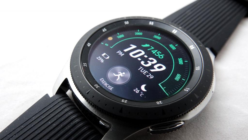 Samsung Galaxy Watch reviewed