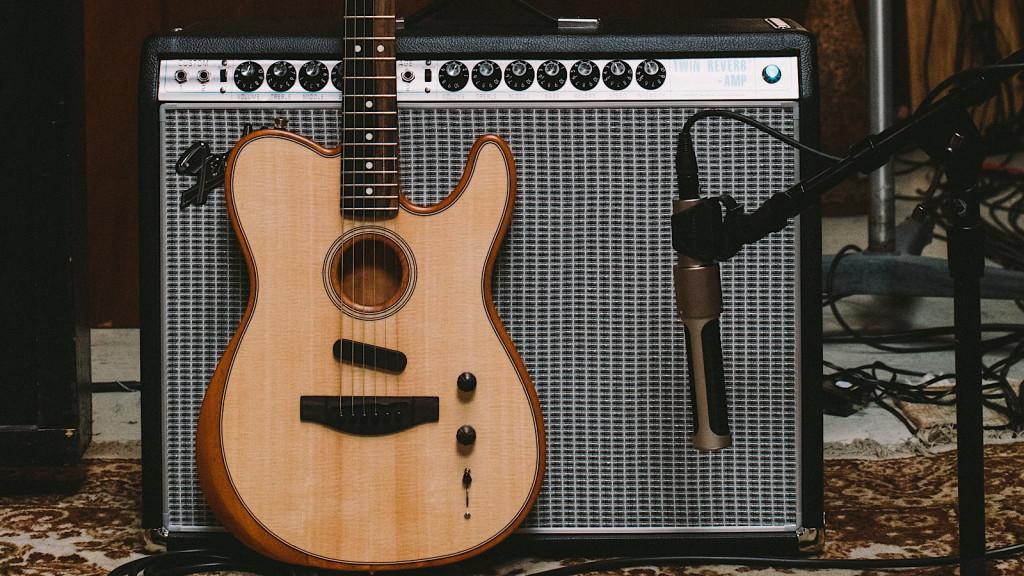 Fender Acoustasonic Telecaster (2019)