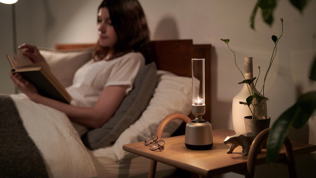 Sony Glass Sound Speaker (LSPX-S2) launches at CES 2019