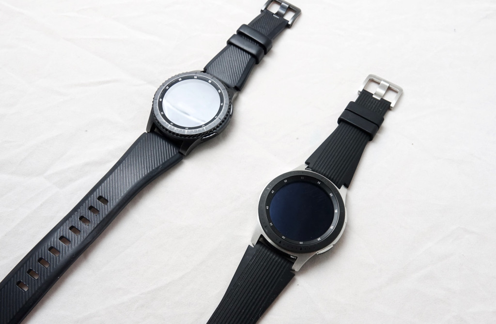 Samsung Gear S3 and Galaxy Watch