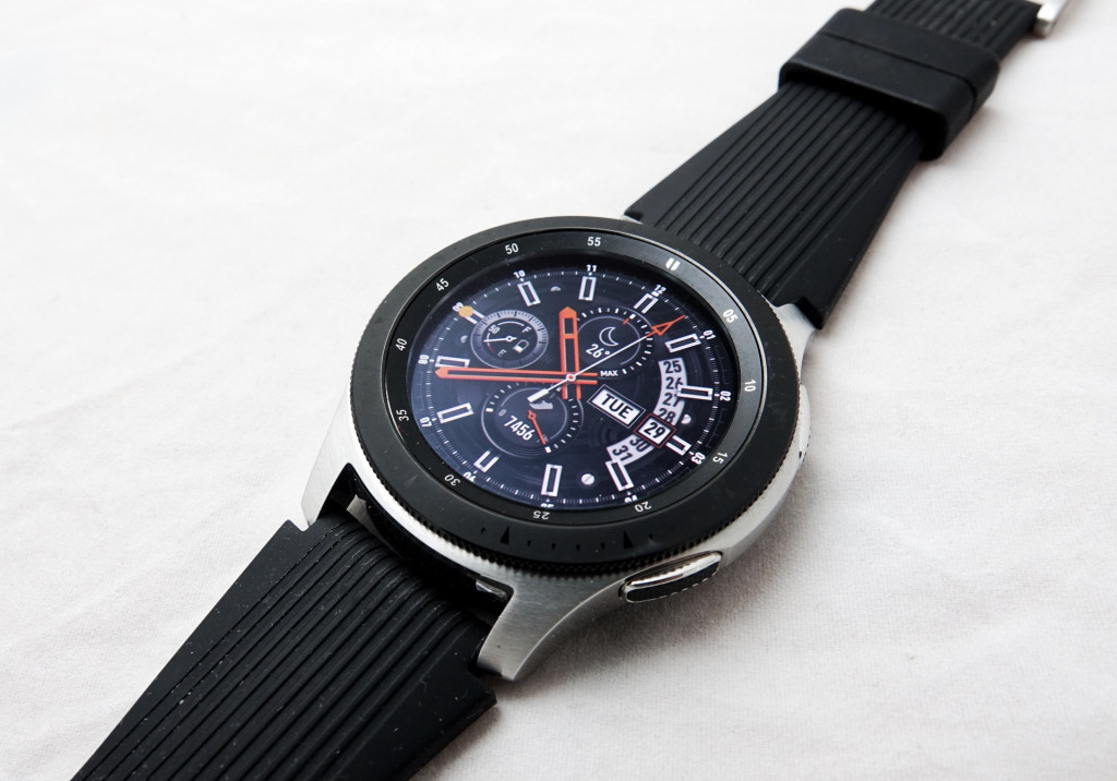 Samsung Galaxy Watch reviewed