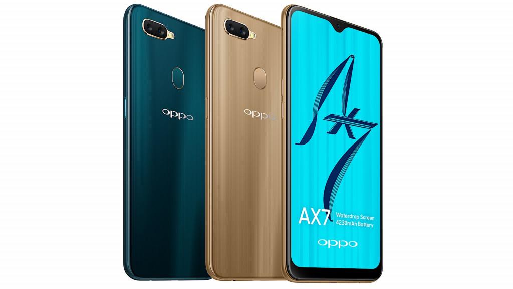 Oppo AX7 (2019)