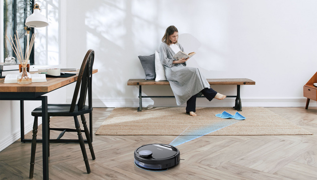 Ecovacs Deebot Ozmo 960 launched at CES 2019
