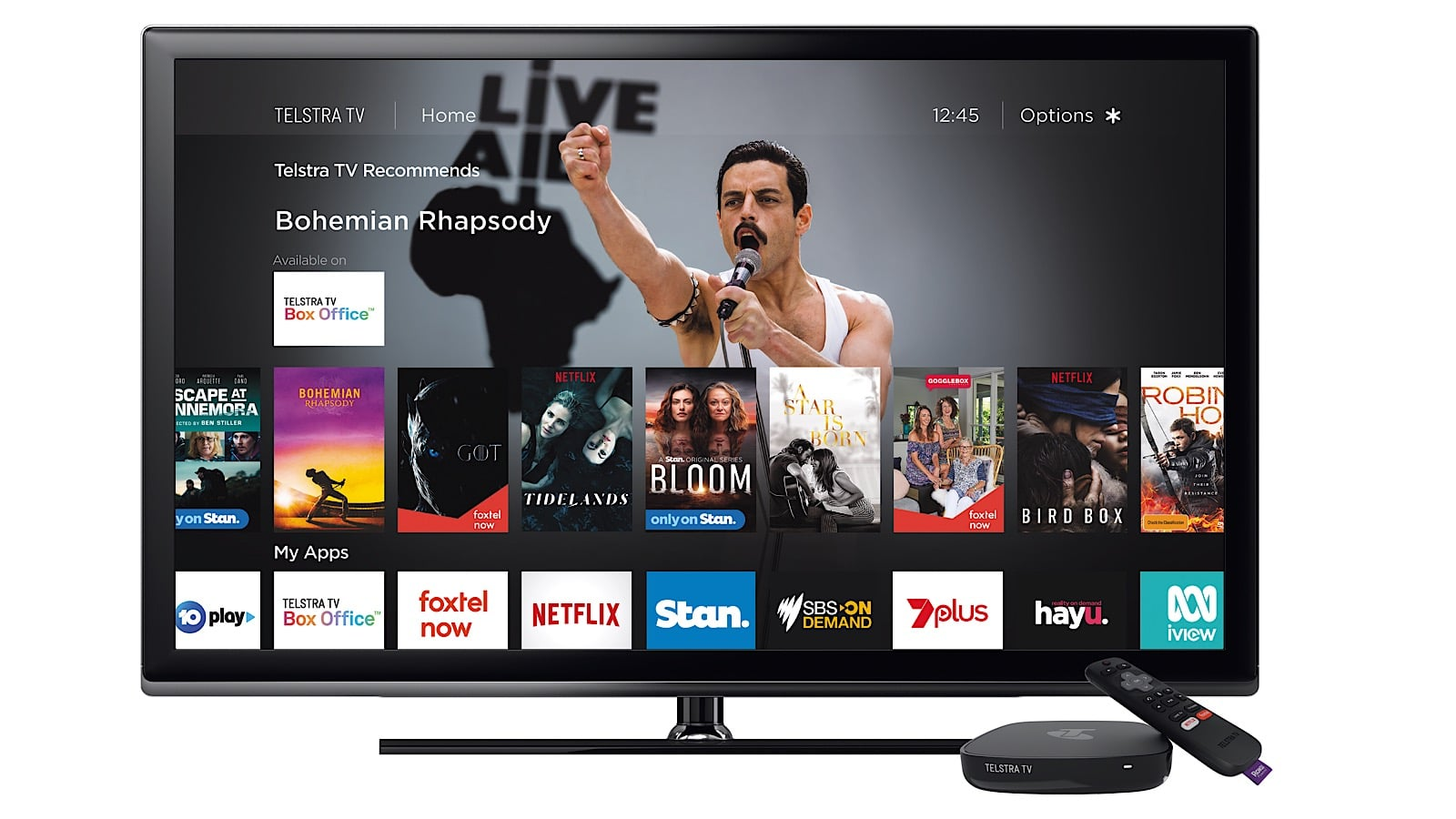 Telstra TV returns with Roku for round three – Pickr