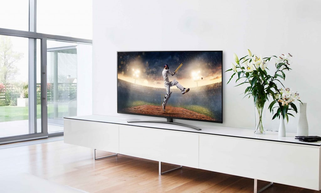 LG's Super UHD TV for 2019