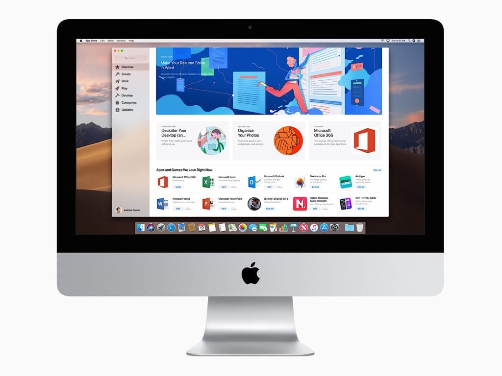 Apple iMac 2019 refresh