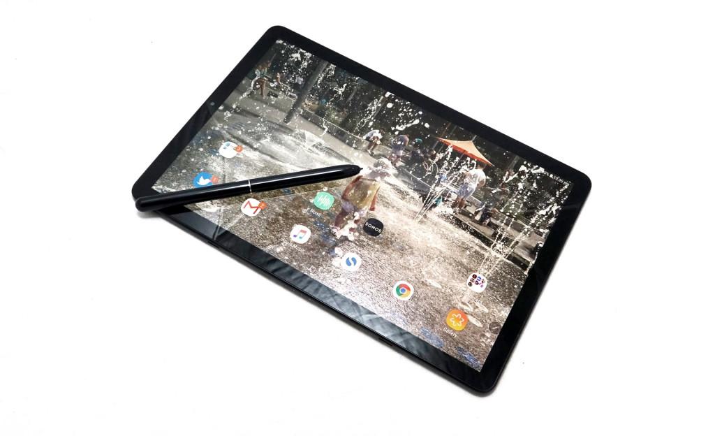 Samsung Galaxy Tab S4 reviewed