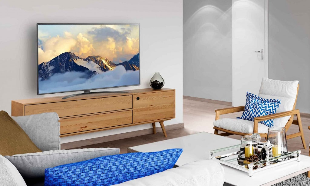 LG's UHD TV for 2019 in Australia