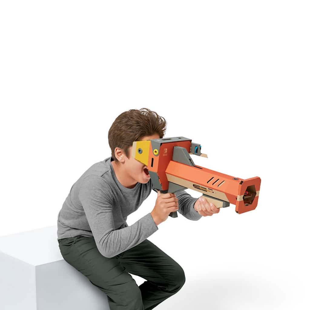 Nintendo Labo VR Kit for the Nintendo Switch