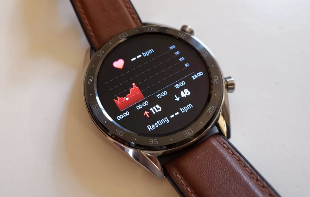 Huawei Watch GT reviewed
