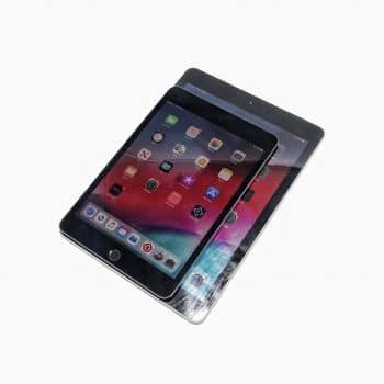 Apple 2019 iPad Mini in the footprint of the 2018 iPad