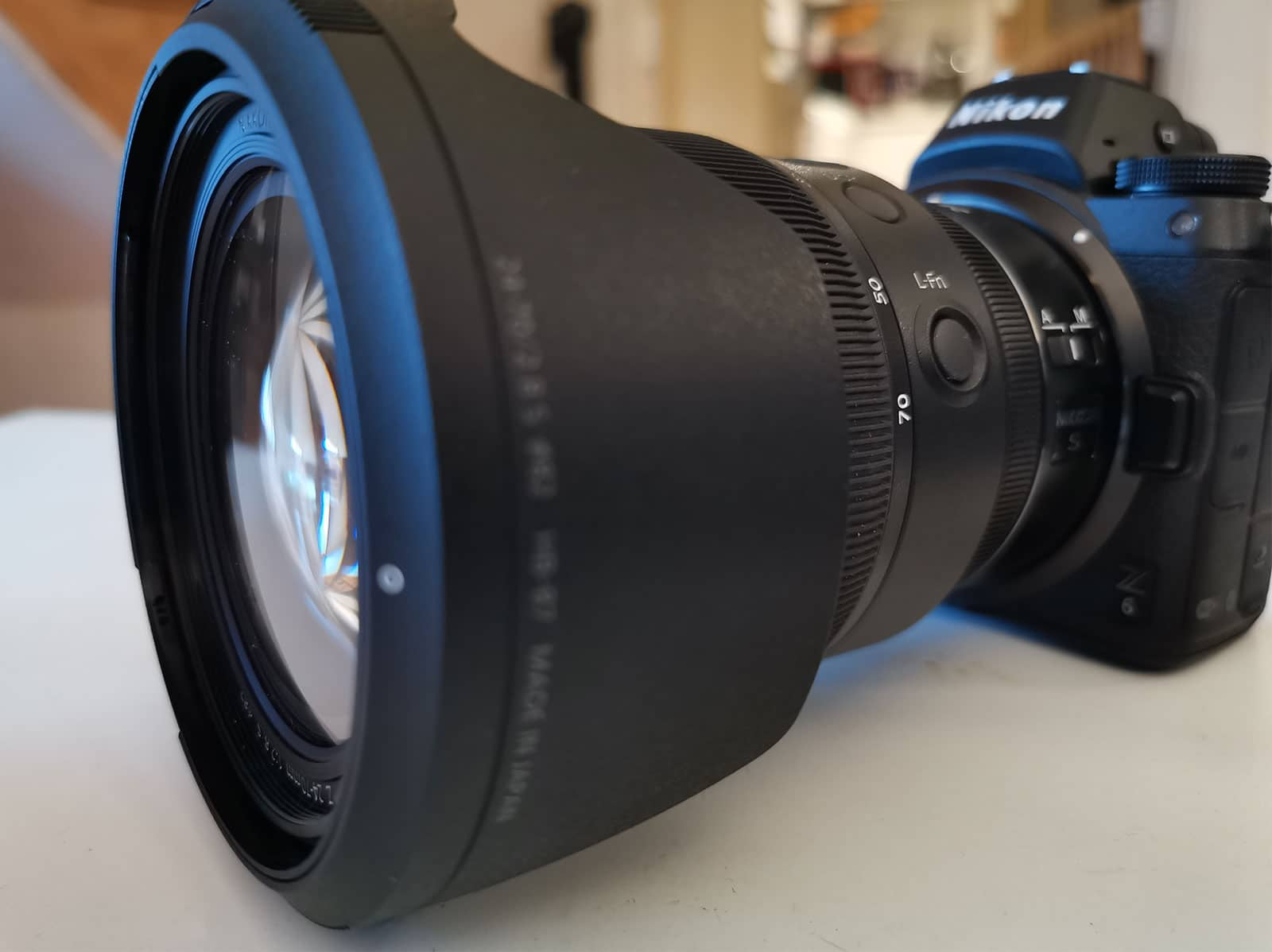 Hands-on with Nikon's OLED-equipped 24-70 F2 8 Z – Pickr