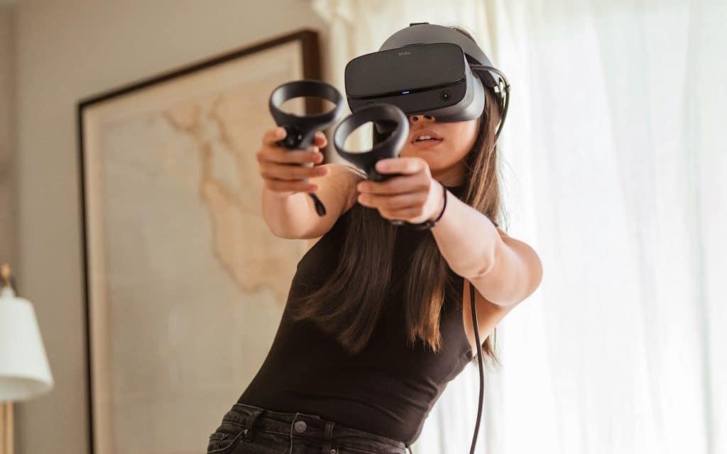 Oculus Rift S (2019)