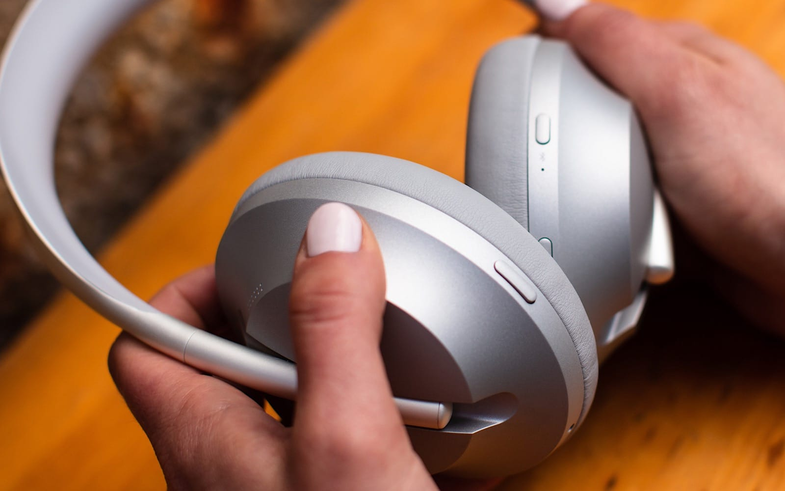 c6ff33038e1 Bose Noise Cancelling Headphones 700. In fact, while noise cancellation is  a primary part of the technology, they also come with improvements to voice  ...