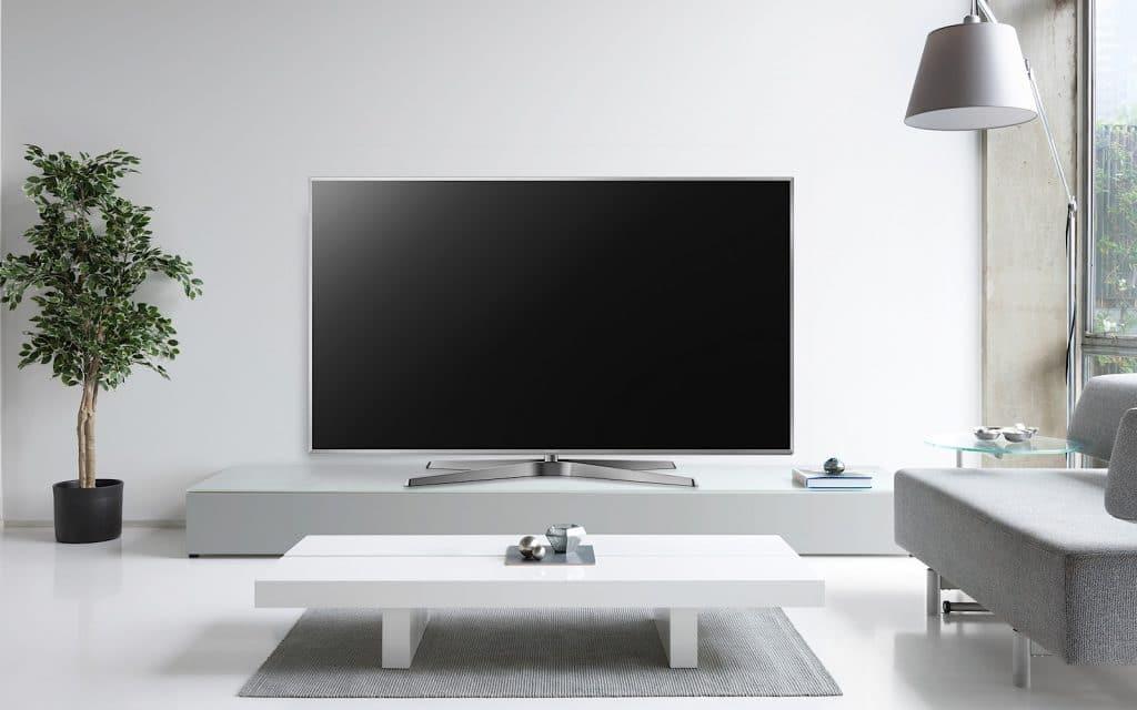 Panasonic GX880 LED backlit LCD TV