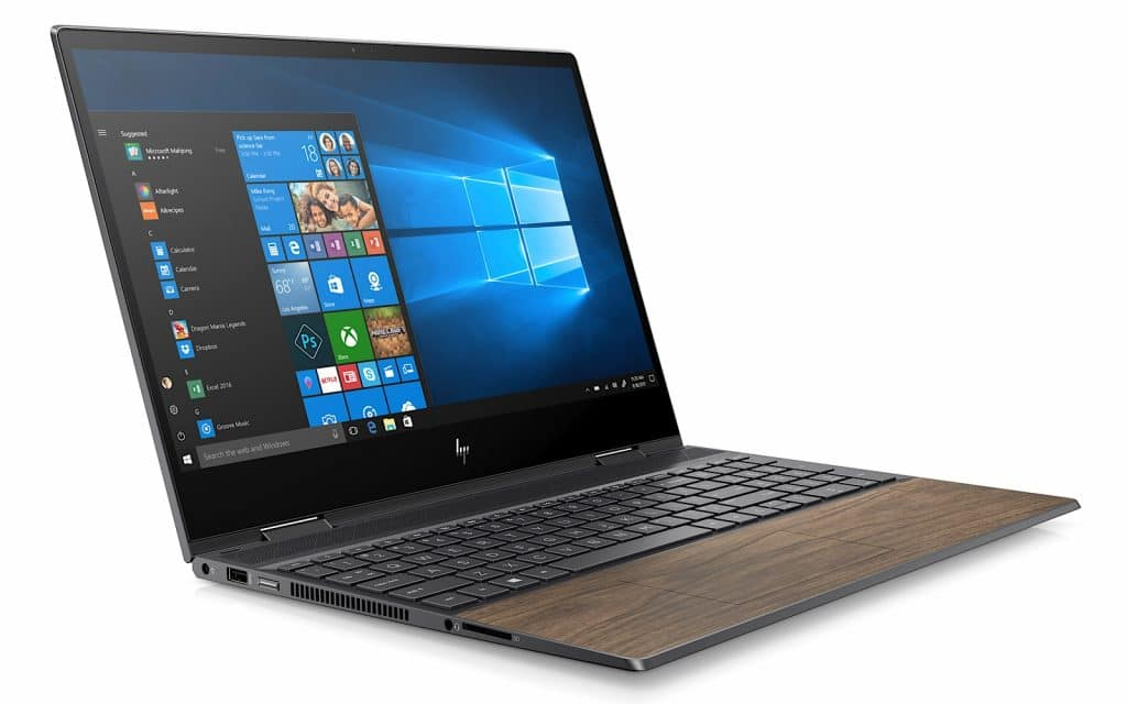 HP Envy Wood (2019)