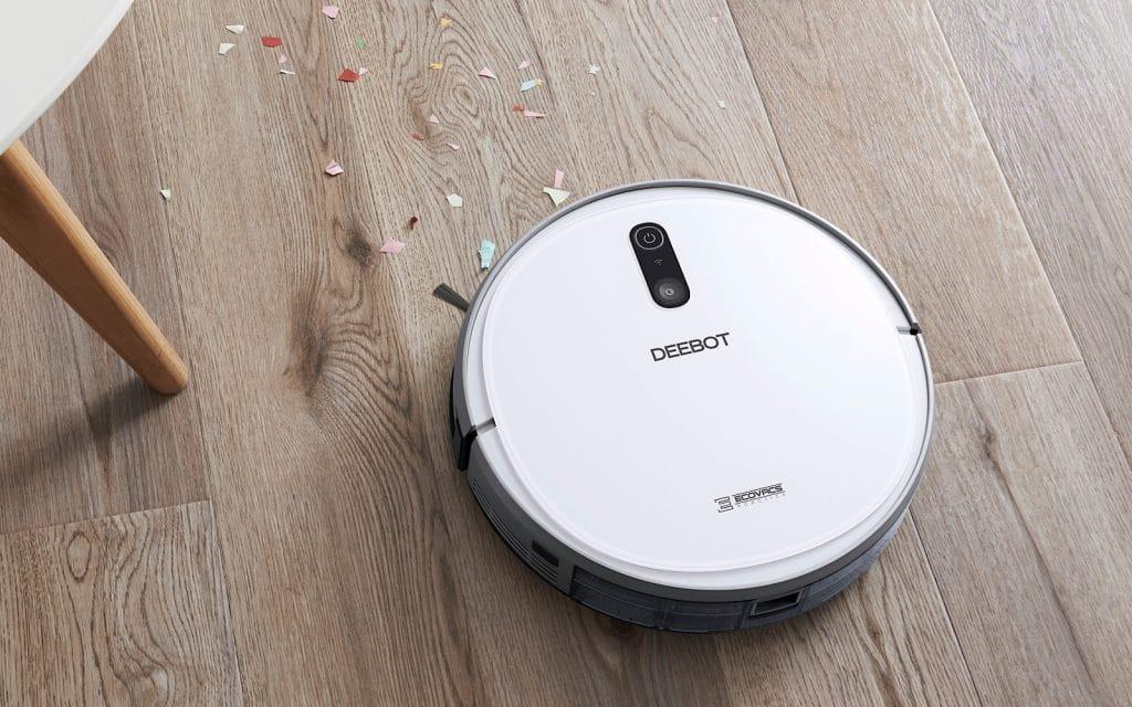 Ecovacs Deebot 710 robotic vacuum