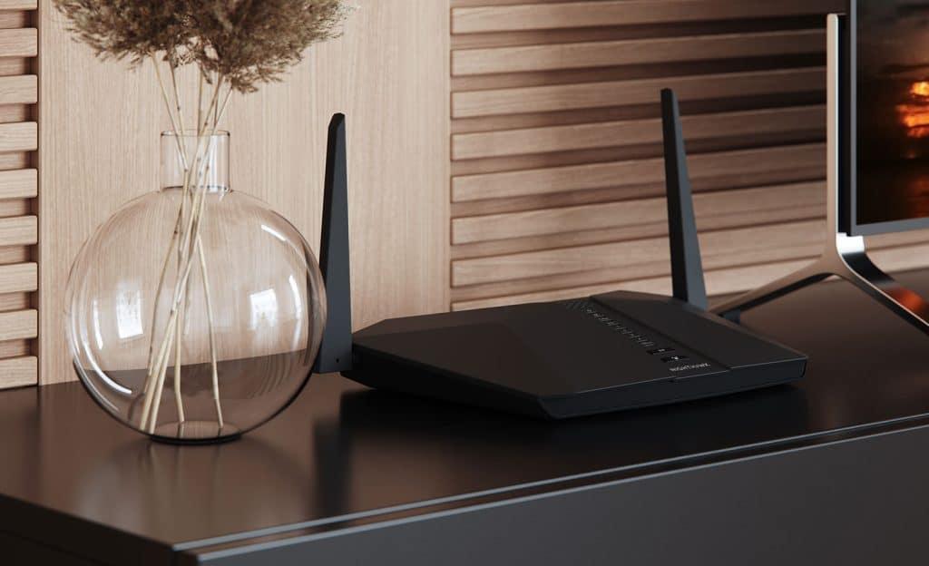 Netgear AX4 AX3000 WiFi 6 802.11ax WiFi router