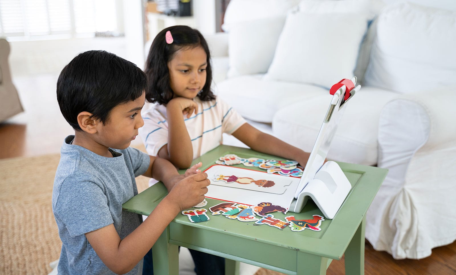Osmo Little Genius kit