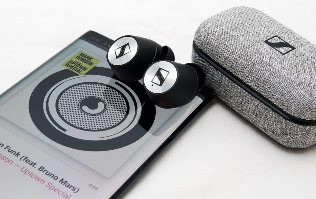 Sennheiser Momentum True Wireless earphones review