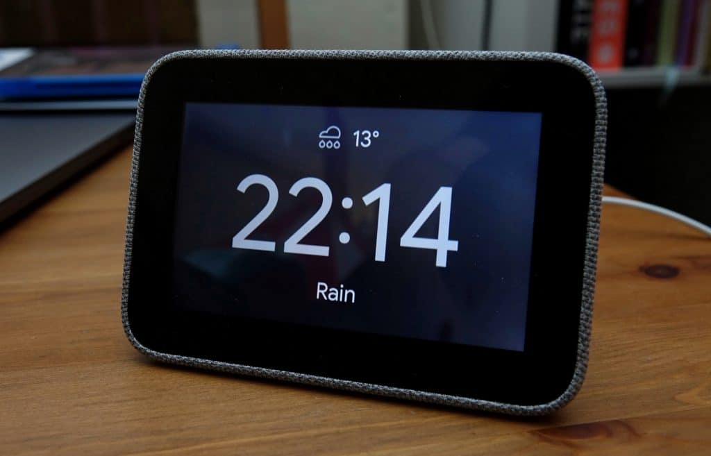 Lenovo Smart Clock reviewed