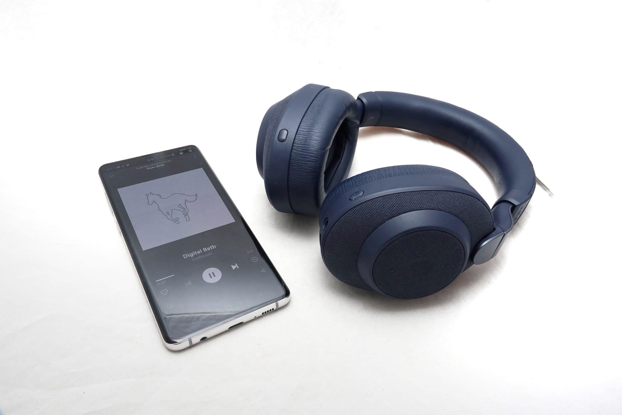 Review Jabra Elite 85h Wireless Noise Cancelling Headphones Pickr