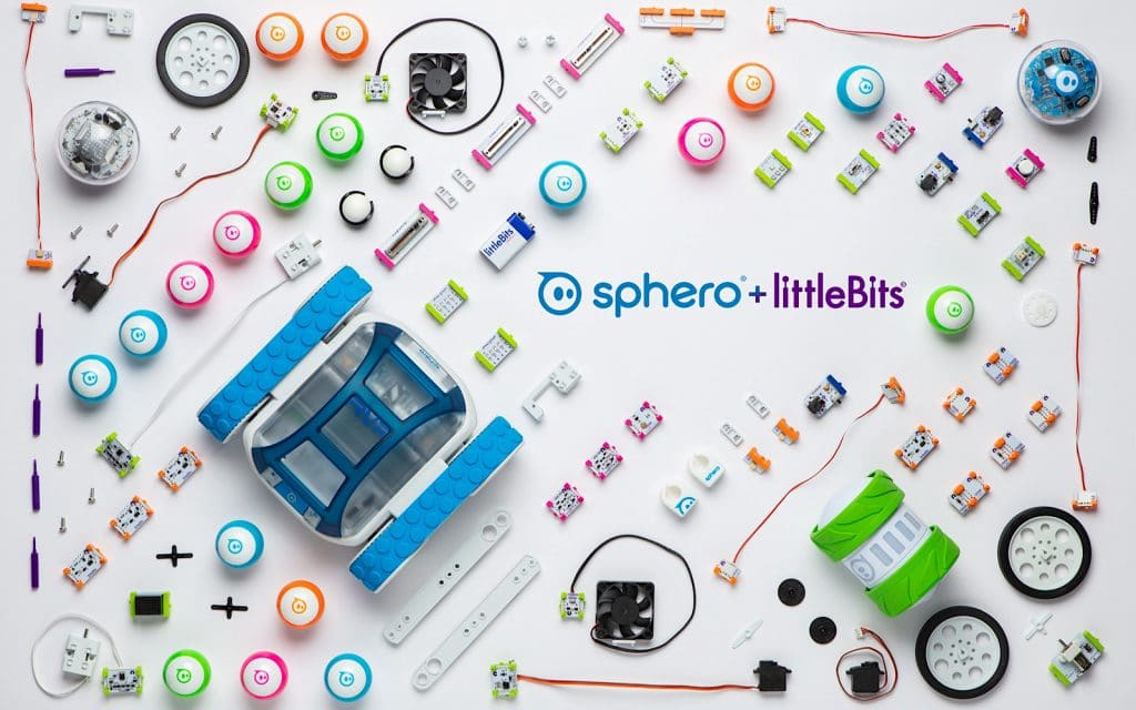 Sphero and LittleBits merge