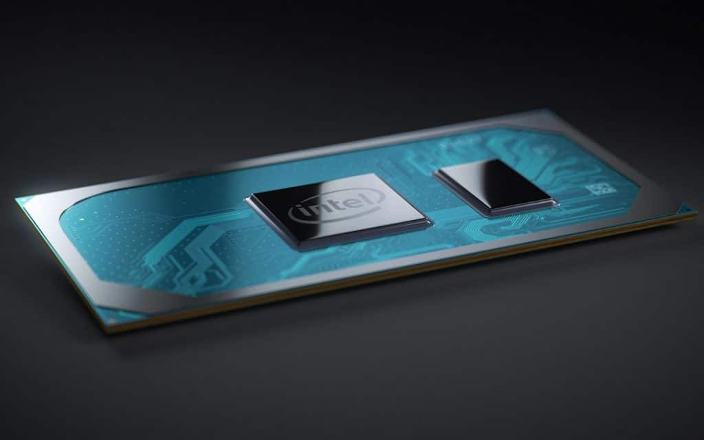 Intel Ice Lake in the tenth generation Core processors