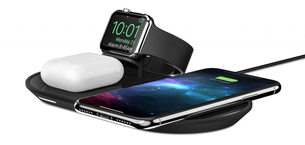 Mophie Triple Wireless Charger