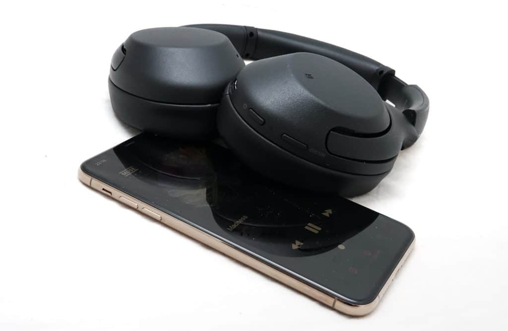Sony WH-XB900N Wireless Noise Cancelling headphones with Extra Bass
