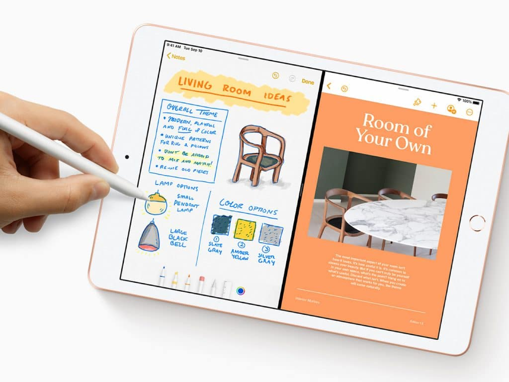 Apple iPad 7th gen, 10.2