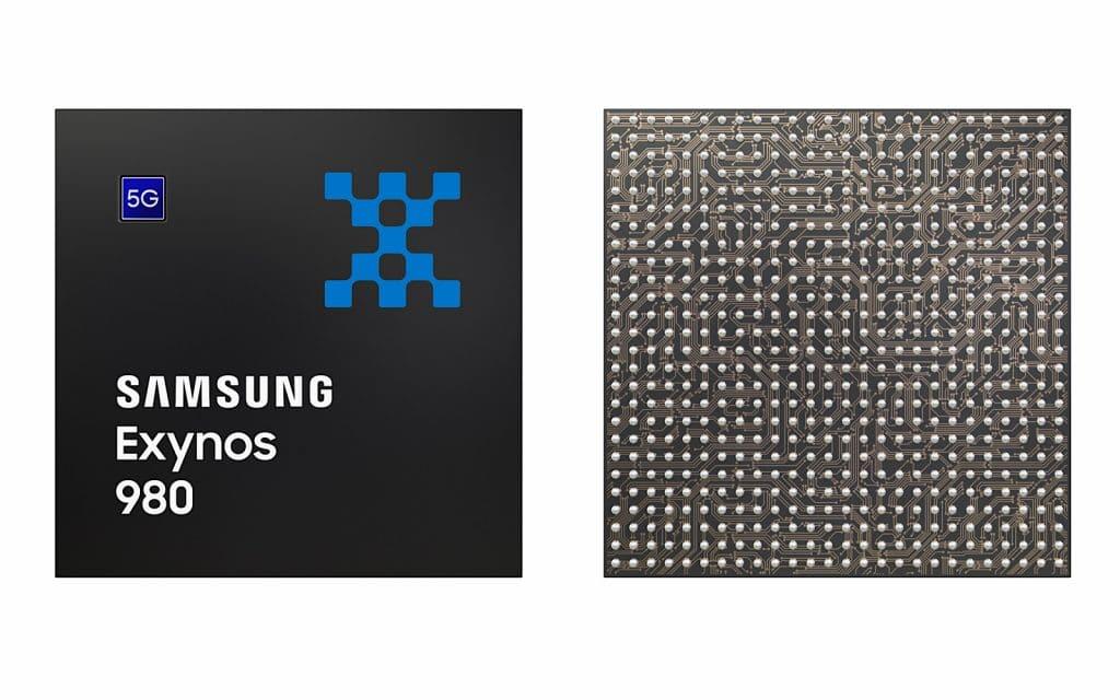 Samsung Exynos 980 with 5G