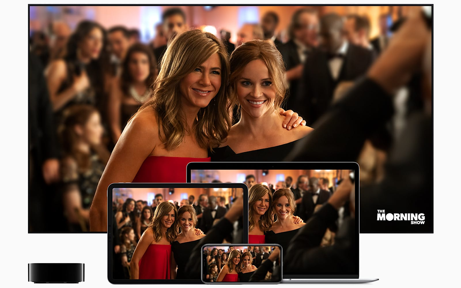Apple's Apple TV+ streaming service